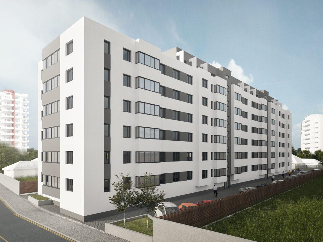 Decebal Residential Apartments